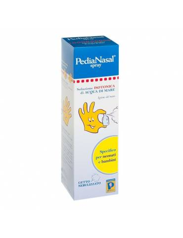 PediaNasal Spray Isotonica 100ml Pediatrica srl