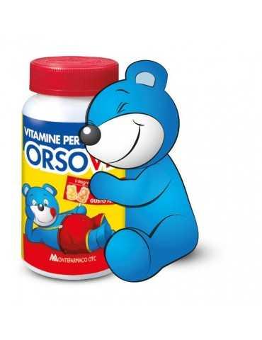 Orsovit 60 caramelle gommose gusto frutta MONTEFARMACO OTC SpA902535994 MONTEFARMACO OTC SpA