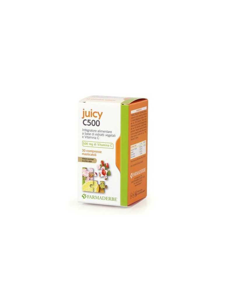 Juicy C500 Masticabile 30cpr 931850919