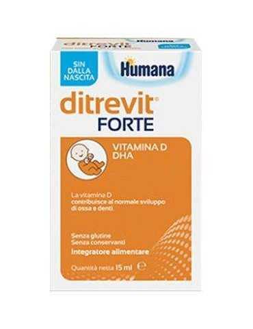 DITREVIT FORTE 15ML NF 932519352
