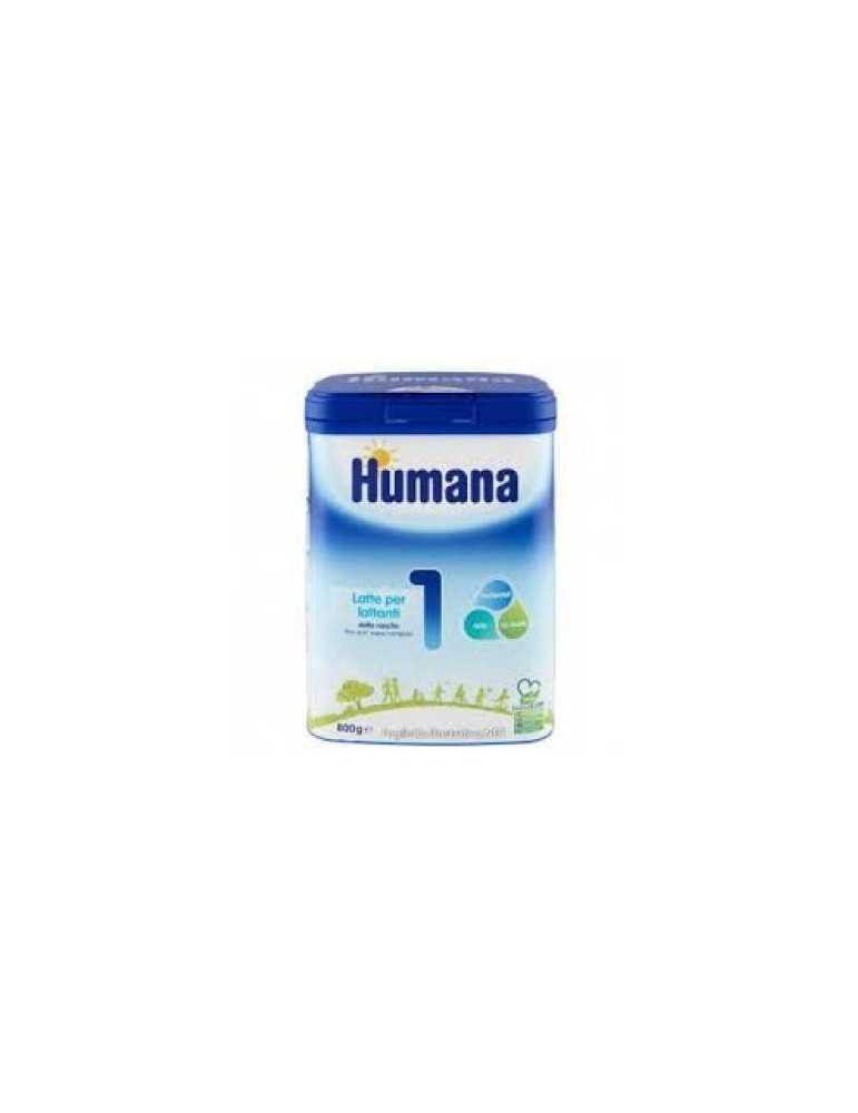 HUMANA 1 Latte In Polvere 800 g 942568179