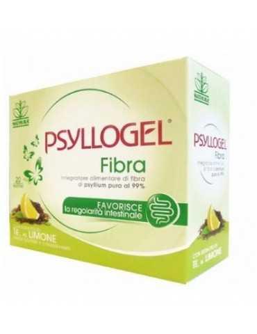Psyllogel Fibra Te Al Limone 20 Bustine Integratore per regolarità intestinale NATHURA SpA a socio unico901017640 NATHURA SpA...