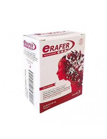 Pharmera ERAFER+++ 15x3gr PHARMERA Srl 974895702 Integratori Alimentari