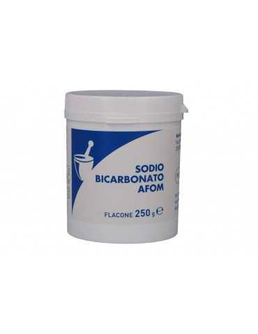 SODIO BICARBONATO AFOM 250G 908004536