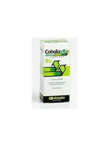 COBALAVIT B12 GOCCE 15ML 930870694