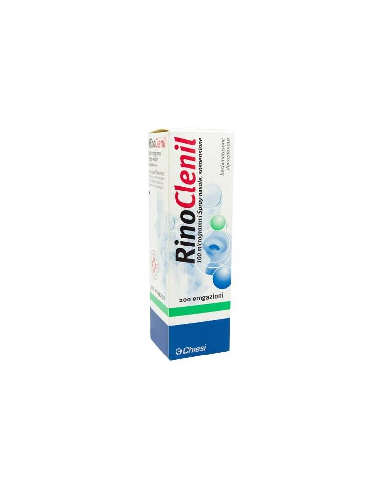 RINOCLENIL SPRAY 100MCG 035799028