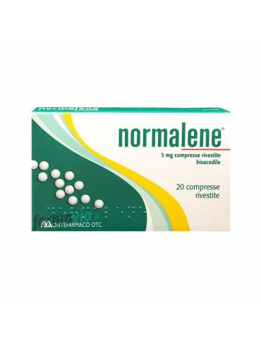 NORMALENE 20 COMPRESSE RIVESTITE DA 5MG 014205037