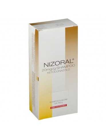 NIZORAL 20MG/G SHAMPOO FLACONE 100ML 024964140