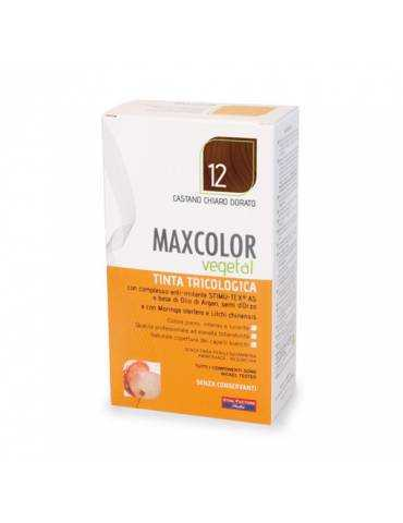 MaxColor Vegetal 12 Castano Chiaro Dorato 904660329
