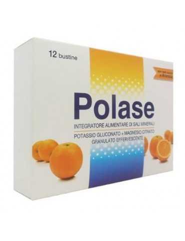 Polase integratore di potassio e magnesio Arancia 12 bustine GLAXOSMITHKLINE C.HEALTH.Srl 931400713