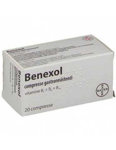 BENEXOL 20 COMPRESSE 020213144