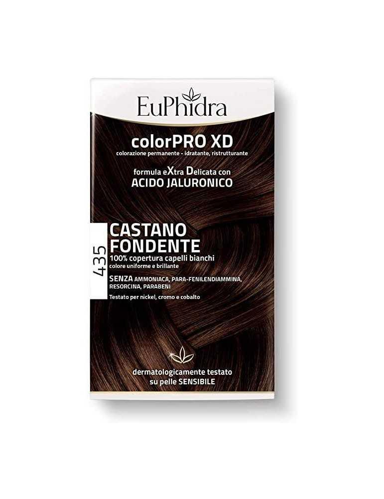 Euphidra Tintura ColorPro Colore 435 Castano Fondente 936048065