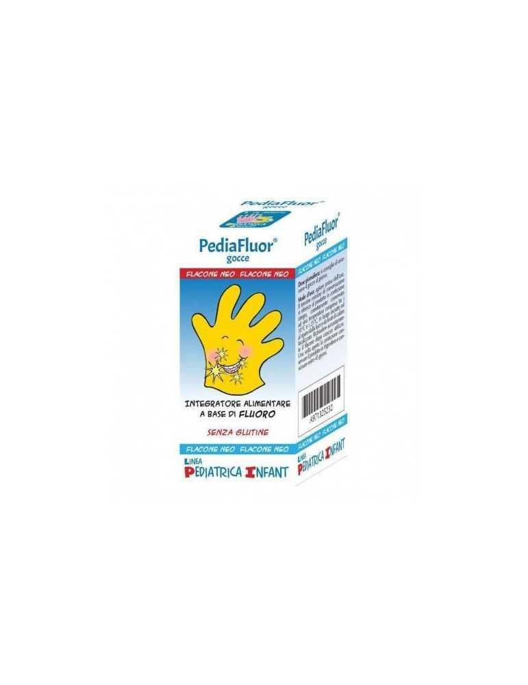 PediaFluor Integratore di Fluoro Gocce 7ml 971325232