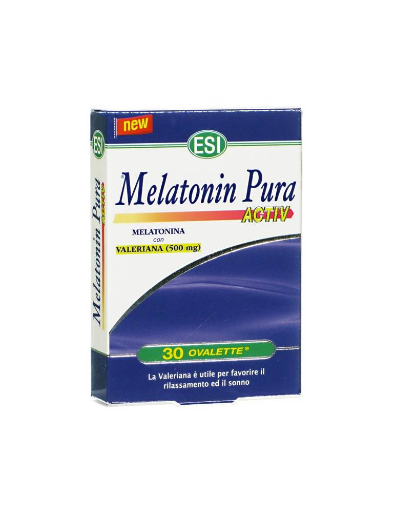 Melatonin Active 30 ovalette ESI SpA925217580 ESI SpA