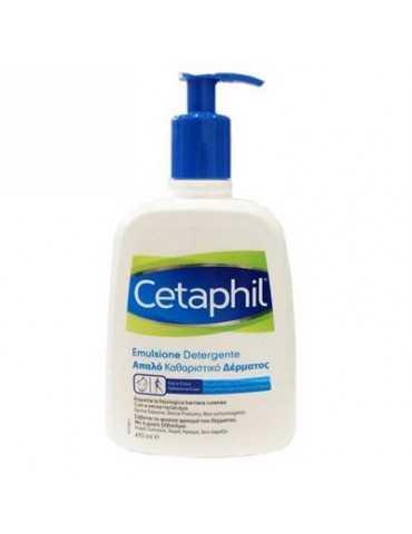 Galderma Cetaphil Detergente Fluido Viso & Corpo 250ml 905613257