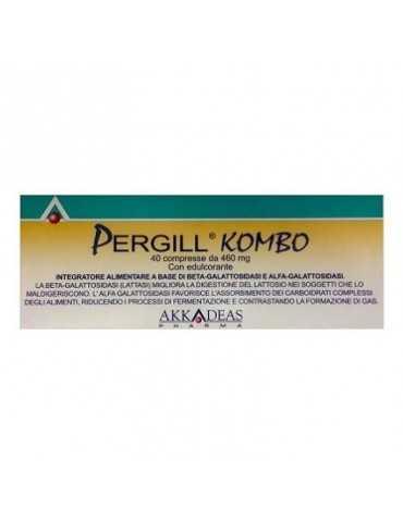 Pergill Kombo 460 mg 40 Compresse 933944884