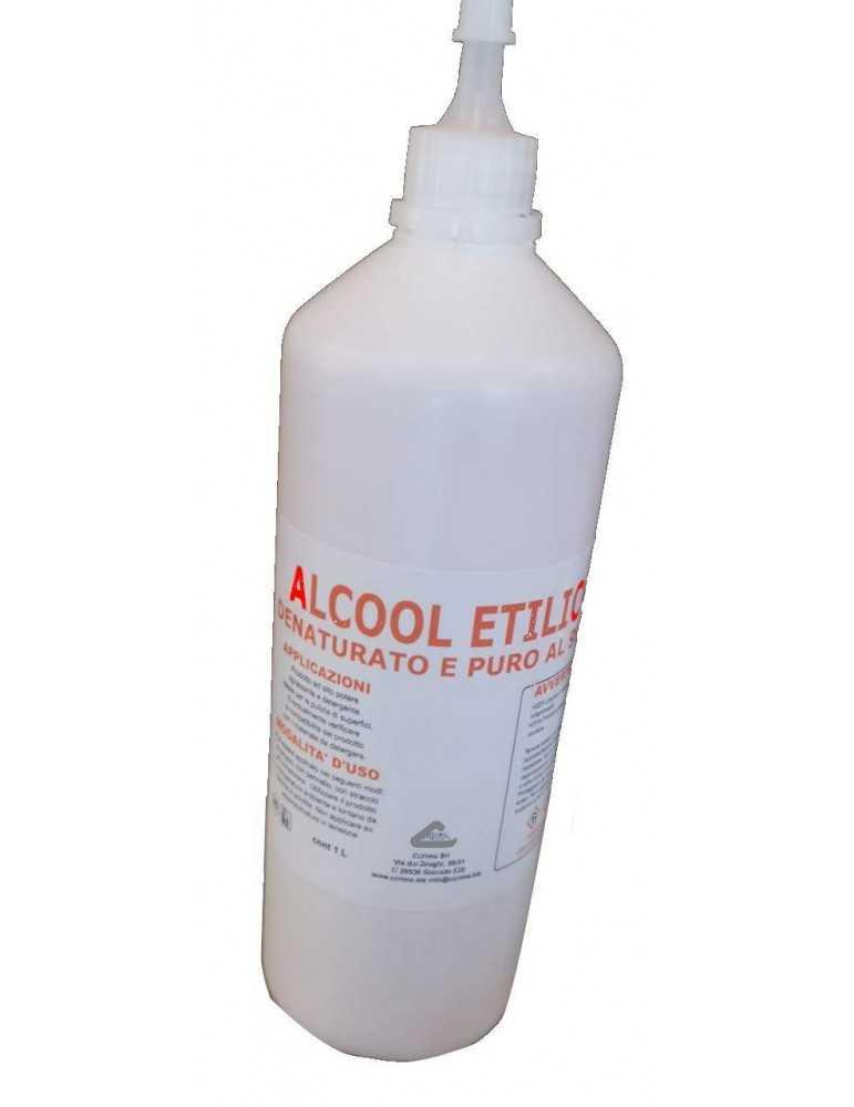 Alcool Etilico Denaturato flacone da 1Litro 907900979