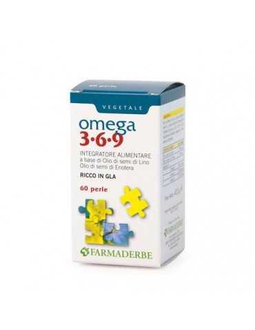 Omega 3-6-9 confezione da 60 Perle 930574292