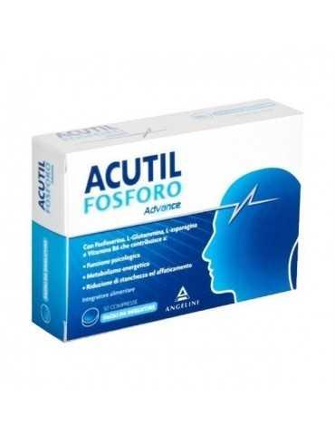 Acutil Fosforo Advance 50 Compresse 930605264
