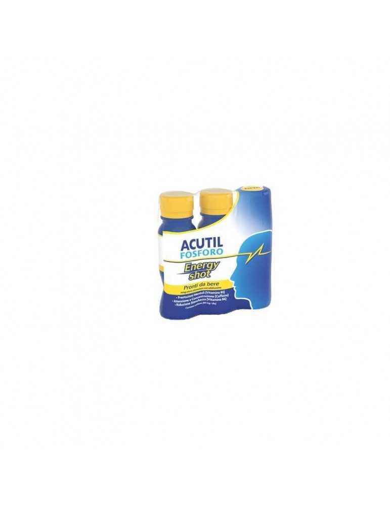 Acutil Fosforo Energy Shot 3 X 60 Ml 973605239