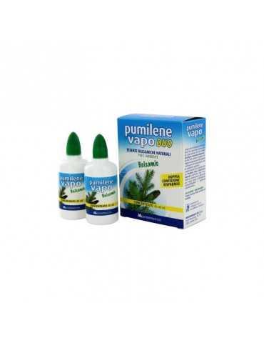 Pumilene Vapo Duo con Diffusore 2 Flaconi x 40 ml 903786109