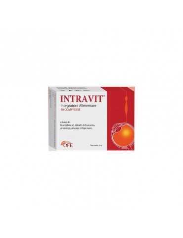 Intravit 30 Compresse Integratore Antiossidante 924317276