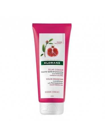 Klorane Balsamo dopo shampoo al melograno per capelli colorati 50ml 971325004