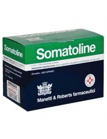 Somatoline Emuls Dermatologica 30 Buste 0,1% + 0,3% 022816021