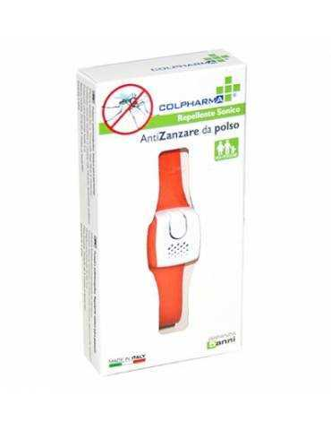 Colpharma Antizanzare Da Polso Sonico 974366801