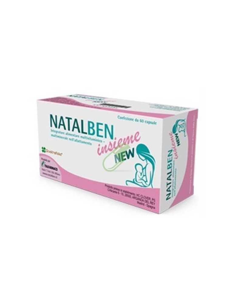 Natalben Insieme New 60 Capsule 977668185