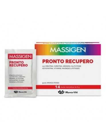 Marco Viti Massigen Pronto Difesa sistema immunitario 14 flaconcini 939274724