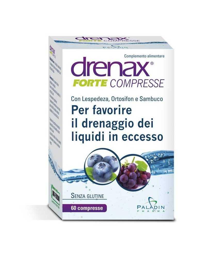 Drenax Forte Mirtillo 60 Compresse 920036276