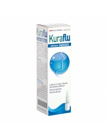KURAFLU SPRAY NASO 20ml 933499941