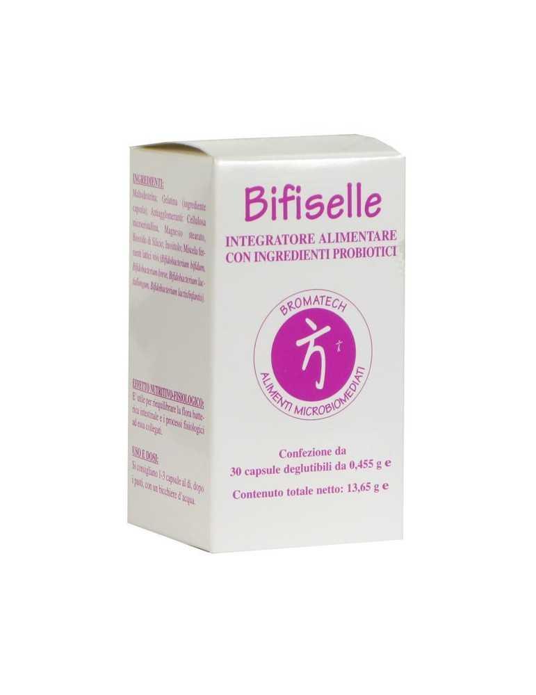 Bifiselle integratore probiotico 30cps 912033685