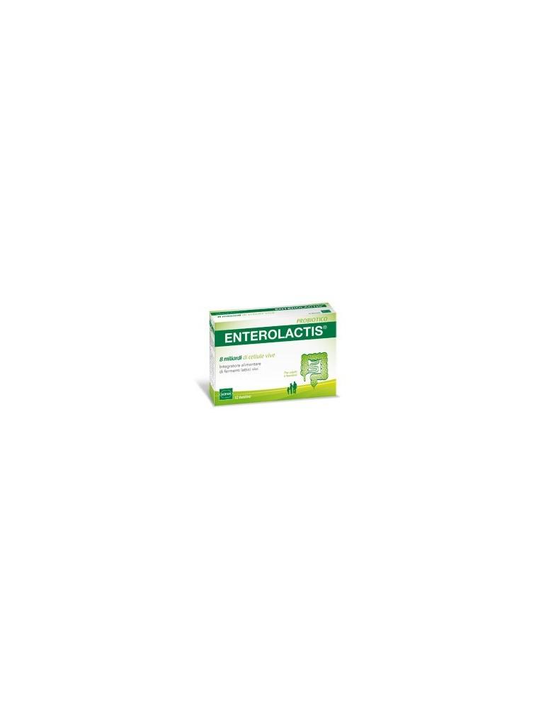Enterolactis fermenti lattici 12 bustine Sofar907062386 Sofar