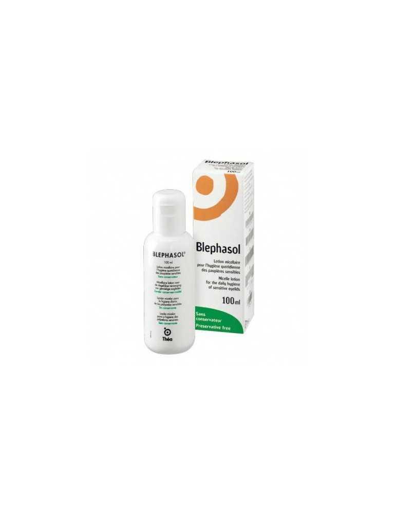 Blephasol Detergente Palpebre Flacone 100 ml 902370511