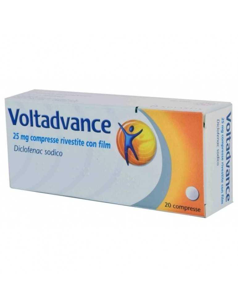 Voltadvance 20 compresse 25mg 035500026