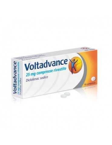 Voltadvance 10 compresse 25mg 035500014