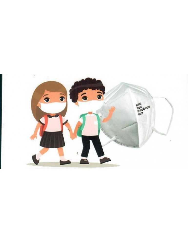 Mascherina FFP2 per bambini