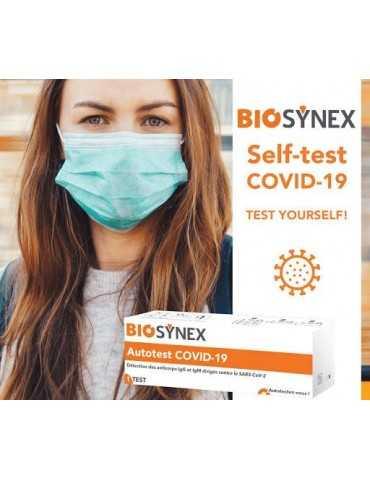 BIOSYNEX Autotest COVID-19 981910983