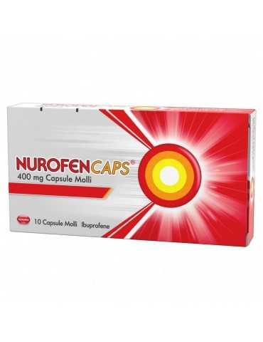 Nurofencaps 10 Capsule Molli 400mg 041860053