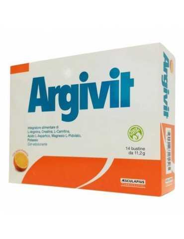 Argivit integratore alimentare senza glutine 14 bustine 937030815