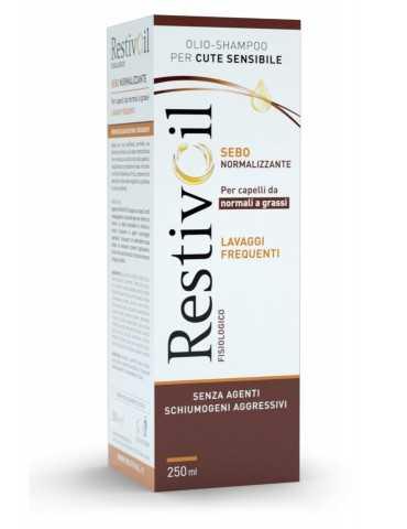 RestivOil Olio-Shampoo Fisiologico 250ml 905954982