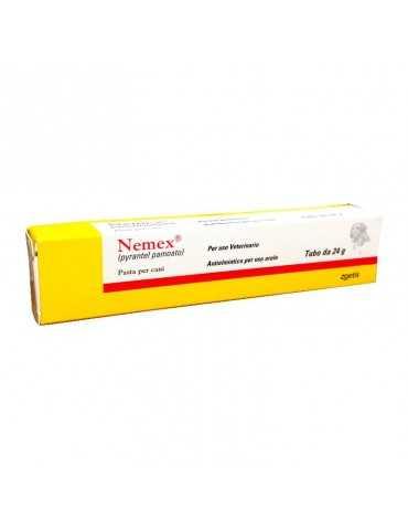 Nemex cani pasta orale contro vermi e parassiti 24g 100085036
