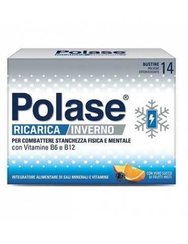 Polase Ricarica Inverno 14 Bustine Integratore Energetico 980426884