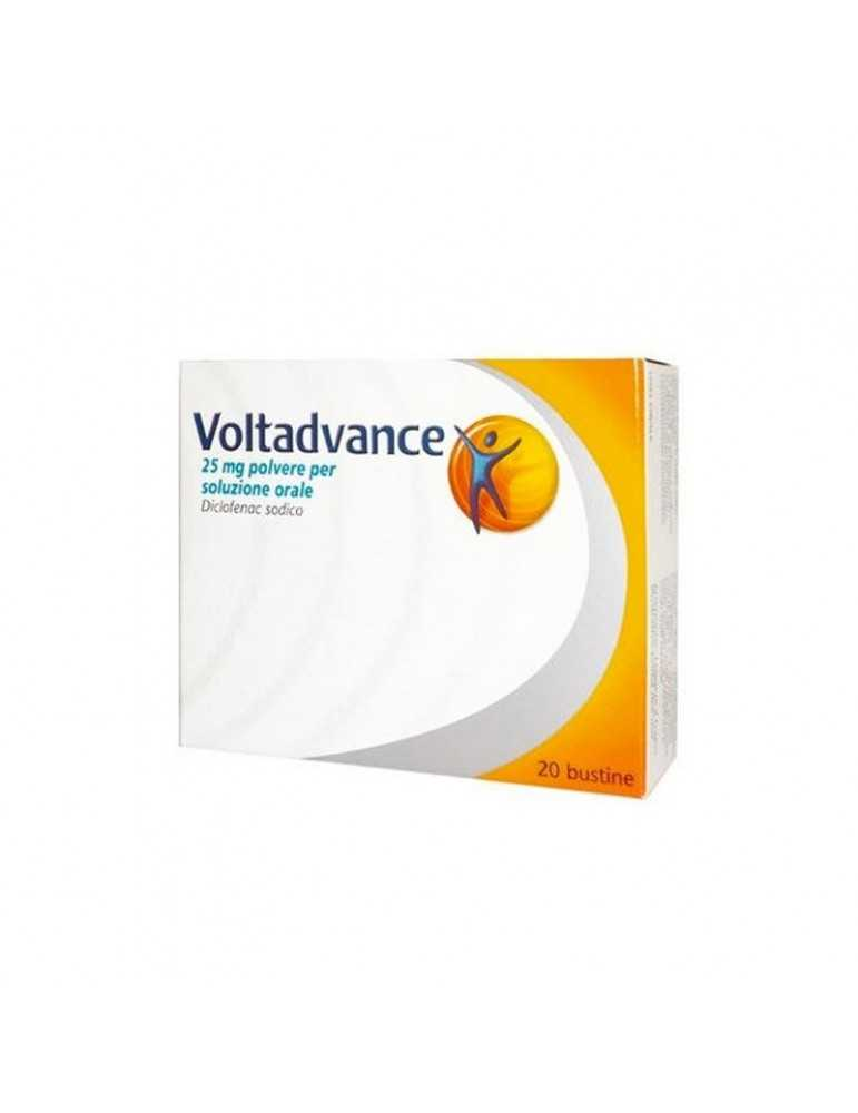 Voltadvance 25 mg 20 bustine Novartis035500040 Novartis