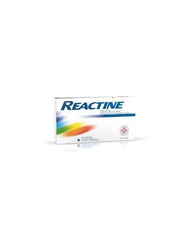Reactine 5 mg+120 mg 6 compresse JOHNSON & JOHNSON SpA 032800043