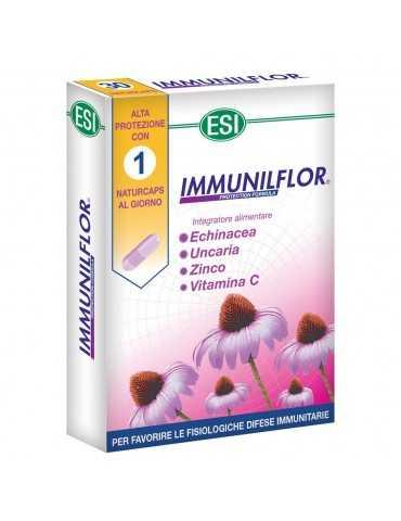 Immunilflor difese immunitarie 30 capsule ESI SpA905507760 ESI SpA