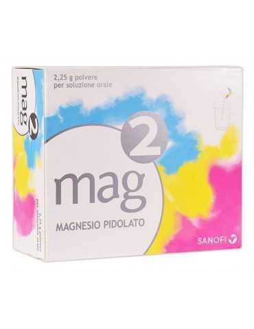 Mag2 Magnesio granulato per soluzione orale 20 bustine 2,25G 025519048