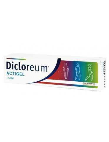 Dicloreum Actigel 50g 1% ALFASIGMA SpA 035450016